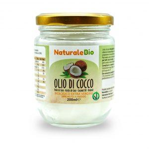 NaturaleBio olio di cocco prodotto