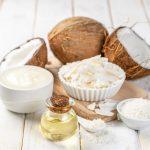 proprietà e usi- dell'olio di cocco NaturaleBio